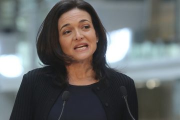 Sheryl sandberg lean in quotes