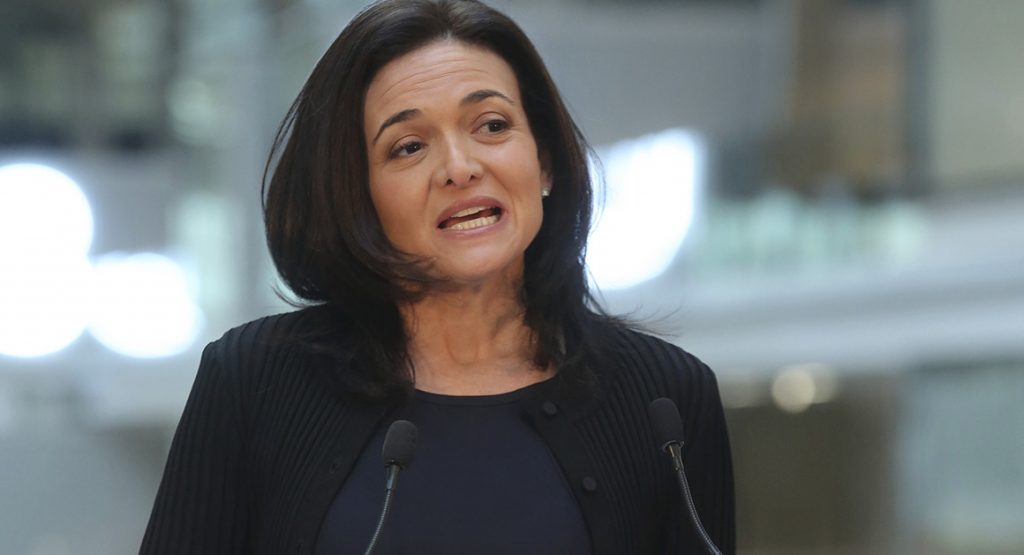 25 Lean In Quotes that every Woman needs to hear, Sheryl Sandberg