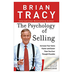 Brian Tracy The Psychology of selling book sales