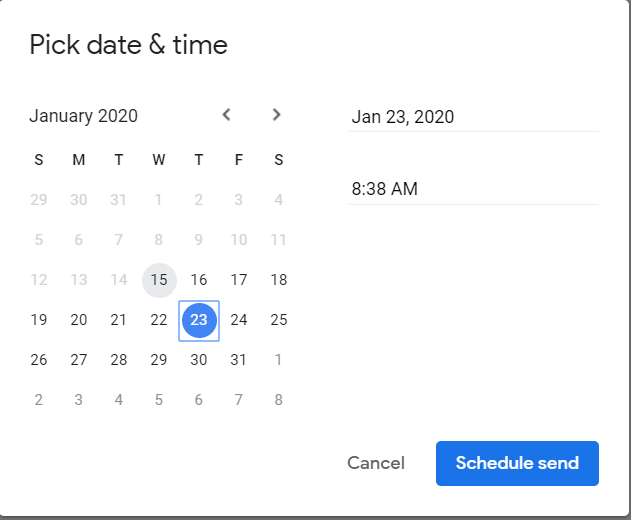 How to Take Scheduling Emails in Gmail to The Next Level (to get more replies) email scheduling